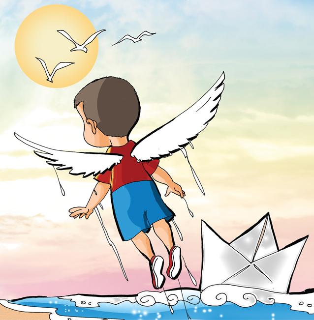 """""""Çocuk Günü""""nde Aylan'lar Cennete Uçmaya Devam Ediyor"""