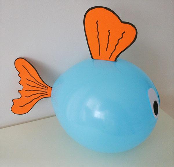 Birlikte balondan sevimli hayvanlar yapalım!