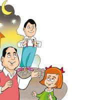Mutlu ve sağlıklı bayramlara