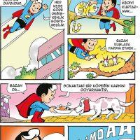 Uçan Çocuk - 2021/10 (Hayvanlara merhamet)