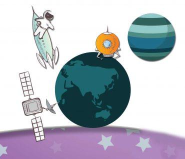 Dikkat Dikkat! Uzay Yolculuğuna Hazır mısın?