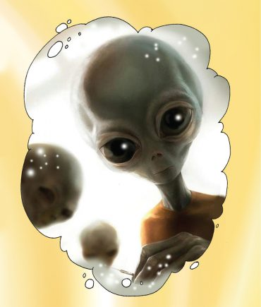 Uzaylılar var mı?