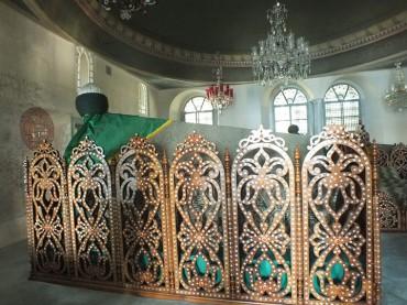 Beşiktaşlı Yahya Efendi Hazretleri Türbesi