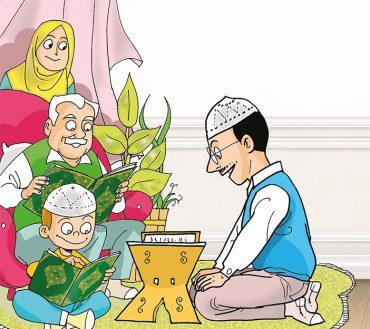 Ramazan mutluluğu