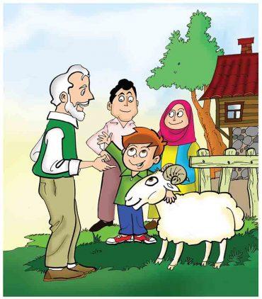 Köyde Bayram