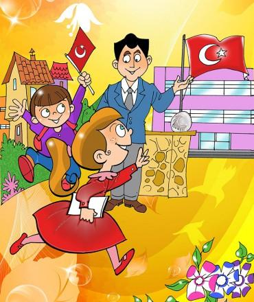 Ortaokulda Türkçe Öğretmenim