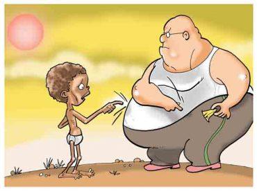 Lokmamı Yoksullarla Paylaşırım