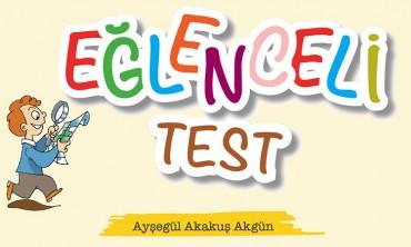 Eğlenceli Test – Kasım 2015