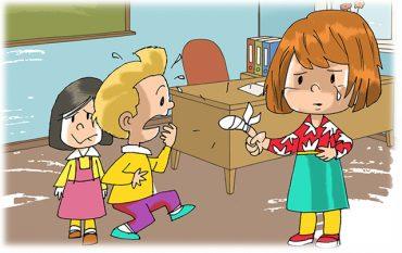 Okuldaki Kazalara Karşı Dikkat!